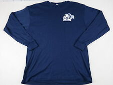 New VTG Eagle Team Issued Toronto Argonauts CFL Pro Football Player Gym Shirt XL