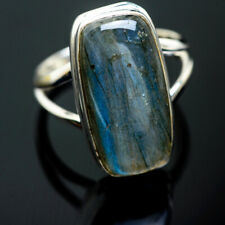 Large Labradorite 925 Sterling Silver Ring Size 12 Ana Co Jewelry R998592F