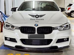 GLOSS BLACK REPLACEMENT M STYLE MIRROR CAPS FOR BMW F30 F31 F32 F36 F22 F20 F23