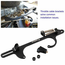 Throttle Cable Bracket 4150 4160 Series Billet Adjustable Aluminum Ryanstar