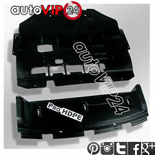 Peugeot 307 (2001-2005) UNDER ENGINE COVER + bumper cover -- NEW- -HDPE