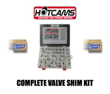 HONDA CRF450R CRF450X NEW HOT CAMS COMPLETE VALVE SHIM SHIMS KIT