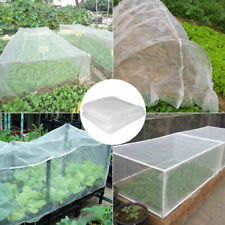 Mesh Anti-bird Netting Poultry Garden Plant Crop Fruit Insect Protective Net GR