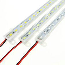 Barra de luz LED 5630 DC12V IP68 Impermeable Alto Brillo 5630 36 Leds 50 cm 5 un.