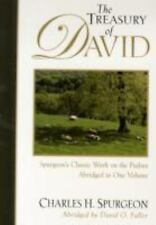 The Treasury of David: Spurgeon's Classic Work on the Psalms (Paperback or Softb
