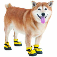 Ethical Arctic Winter Proof Dog Boots Small Yellow. **Free Shipping**