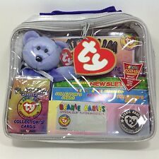 Beanie Babies Official Club Membership Kit ~ Platinum Edition II ~ Never Opened