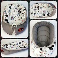 Baby Nest Pod Cocoon Cojín Cama Reversible mayor elección de alta calidad en el Reino Unido