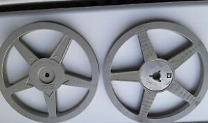 Eumig Cine film reels