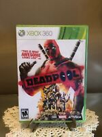 Deadpool for Xbox 360 NTSC 2013 Brand New Factory Sealed