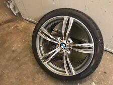 "2013 BMW F10 M5 ///M REAR 20"" DOUBLE SPOKE FORGED STYLE 343 WHEEL TIRE RIM OEM *"