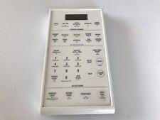 Genuine GE WB27X1124 Microwave Touchpad