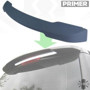 Rear tailgate Roof Spoiler Upgrade Kit for Land Rover Freelander 2 LR2 in Primer