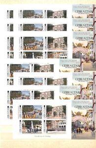 [OPG218] Gibraltar 2012 50x good sheet very fine MNH