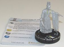 WITCH-KING OF ANGMAR #031 #31 Fellowship of the Ring HeroClix Chase Rare