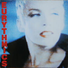 "Vinyle 33T Eurythmics ""Be yourself tonight"""