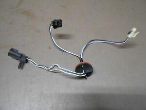 09-11 Dodge Ram 1500 RH Dual Bulb Quad Headlight Halogen Bulbs Wiring Harness