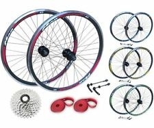 Hybrid/Comfort Bike Bicycle Wheelsets (Front & Rear) 9 Speed