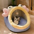 New Pet Dog Cat House Beds Tent Sofa Mat Cushion Puppy Kitty Indoor house S-L