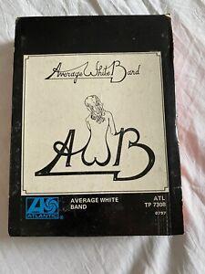Average White Band Awb 8-TRACK Bande Atlantic Records TP-7308 1974