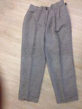 "Harve Benard by Holtzman Size 18 Pants NWT Pleated Liner 35"" waist 48"" hips"