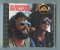 Kris Kristoffersen cd JESUS WAS A CAPRICORN © 1972/91  # AK 47064 - USA import