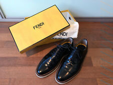 FENDI Herrenschuhe DERBY CASUAL_GRÖSSE: 43 (UK_9)