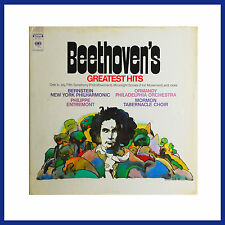 Beethoven's Greatest Hits Record Produced By John McClure And Thomas Frost