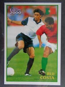 Merlin Europe 2000 - Rui Costa (Portugal) European Superstars  #151