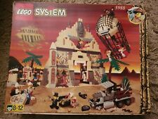 ●LEGO #5988● ADVENTURERS & THE TEMPLE OF ANNUBIS - BOXED/INSTRUCTIONS *R A R E *