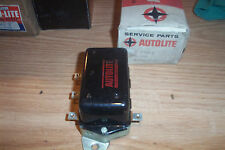 NOS AUTOLITE VOLTAGE REGULATOR  #8-185