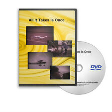 All It Takes Is Once: FAA Small Aircraft Airplane Training DVD - C89