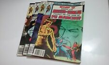 1979 Marvel Comics Group Master Of Kung Fu #16,78,79,80 / Lot of 4