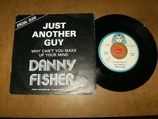 DANNY FISHER - JUST ANOTHER GUY - WHY CAN'T YOU MAKE UP - LISTEN - TEEN POPCORN