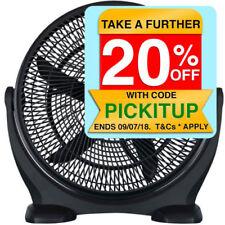 Heller HVF50B Air Cooler Fan - Black