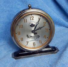 "Vintage 1938 Ingraham ""National Call"" Alarm Clock"