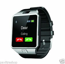 SMART Watch Phone For Android IOS Bluetooth, Camera, SIM Card n Memory Slot