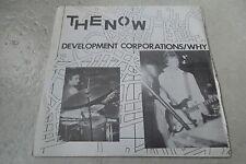 THE NOW DEVELOPMENT CORPORATIONS 45 RARE 1977 UK