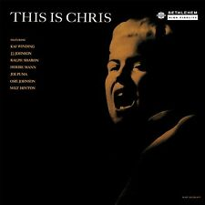 This Is Chris [Remaster] Chris Connor (Vocals) CD 2001 Rhino (Label) JZ1099