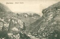 Peveril Castle, CASTLETON, Derbyshire (Frith's Series) 1900s