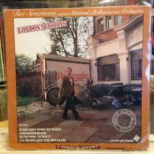 [SOUL/JAZZ]~NM LP~DOC SEVERINSEN~London Sessions~{Original 1980~FIRSTLINE~Issue]