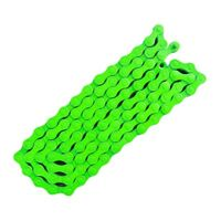 "Bicycle MTB BMX Road Bike 1/2""X 1/8"" Fixied Chain Single Speed 96 L Green X S7K1"