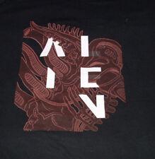 Alien Aliens T Shirt Xl Ridley Scott Sigourney Weaver Hr H.R. Giger