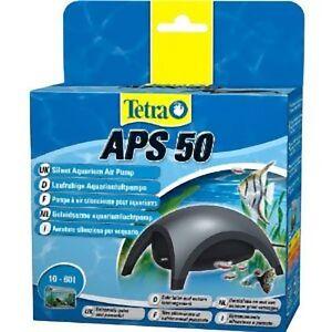 Tetratec APS 50 Aquarium Fish Tank Air Pump