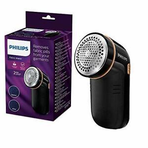 Philips GC026/80 Shaver-GC026/80 Fabric Shaver, Plastic, Black