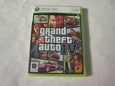 XBOX 360 Grand Theft Auto IV