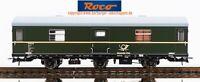 H0 - Roco 74463 3achs.Reko Postwagen Bauart Posta DR-Ost ( DDR ) Epoche:III