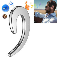 Bluetooth Headphone Instead of Bone Conduction Headset Earpiece for Driver Truck