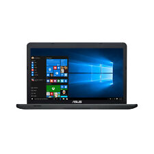 Notebook ASUS Intel Dual 2x2,4GHz - 17,3 - 4GB - 1000GB - Intel HD - Windows 10