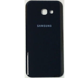 For Samsung Galaxy A320 A3 2017 Black Battery Back Cover Case Door Replacement